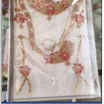 Alloy Jewel Set(Gold)