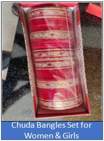 Chuda Bangles Set for Women & Girls