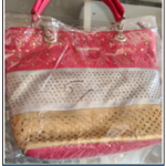 Ladies Hand Bag(Pink)
