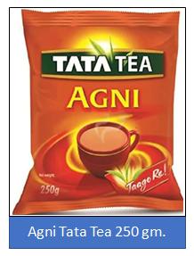 Agni Tata Tea 250 gm.
