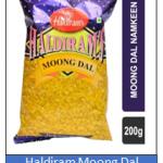 Haldiram Moong Dal Namkeen-200 Gm.