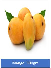 Mango 500gm