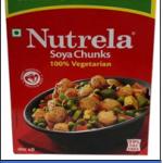 Nutrela Soya Chunks(Bari) – 10 Rs.
