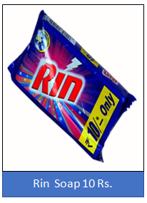 Rin Soap 10 Rs