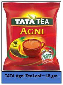 TATA Agni Tea Leaf – 15 gm.