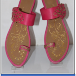 Women Pink Stylish Flats Sandel-6,7,8,9,10,11