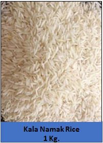 Kala Namak Rice - 1 Kg.