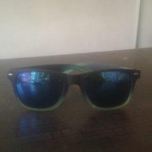 Sheet sun glasses