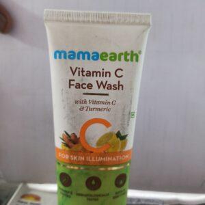 Mama earth face wash
