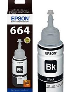 EPSON 664 BLACK